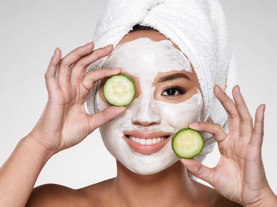 Azjatycka pielęgnacja food cosmetics -co na talerzu, to wkosmetykach